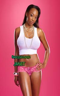 Проститутка JANET